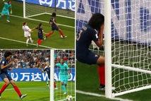 Video hậu vệ cứng nhất đá phản lưới nhà như tay mơ ở World Cup nữ 2019
