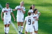 Video nữ Đức đá bại Nigeria ở vòng 16 đội World Cup nữ 2019