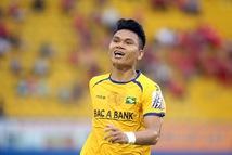 Hậu vệ Xuân Mạnh: 'Trở lại đội tuyển Việt Nam là mục tiêu của tôi'