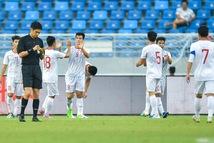 U22 Trung Quốc - U22 Việt Nam 0-2: HLV Park Hang Seo hài lòng
