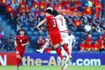 May cho tuyển U23 Việt Nam trong hiệp 2