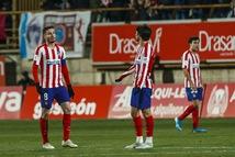 Thua đội hạng 3 ở Cúp Nhà vua, CĐV Atletico Madrid than: 'Thời huy hoàng đã chết'