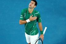Đánh bại Raonic, Djokovic gặp Federer ở bán kết giải Úc mở rộng 2020