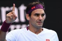 'Thoát hiểm' ngoạn mục, Federer vào bán kết Giải Úc mở rộng 2020