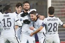 Bảng xếp hạng Champions League 26-11: Không trận hòa, 26 bàn và 4 đội đi tiếp
