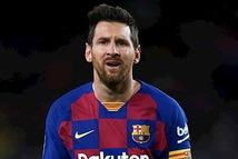 Messi 'tịt ngòi', Barcelona chật vật vượt qua Getafe
