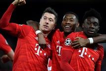 Sụp đổ trong hiệp 2, Chelsea thua đậm Bayern Munich
