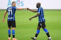 Video: Hai tình huống phối hợp đẹp mắt đem về bàn thắng của cầu thủ Inter Milan