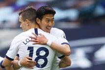 Son Heung Min đã 'gánh' Tottenham như thế nào?