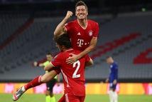 Bayern Munich loại Chelsea khỏi Champions League với tổng tỉ số 7-1