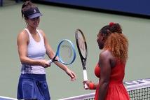 Những bà mẹ ở US Open 2020