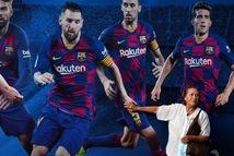 Messi bước vào cuộc chiến khốc liệt ở Barca