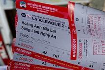 Video: Tâm sự của phe vé trận Hoàng Anh Gia Lai - Sông Lam Nghệ An