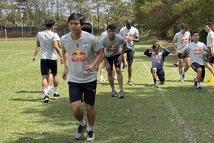 V-League 2021: Tuấn Anh quay lại tập luyện