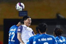 HLV Than Quảng Ninh: 'Chúng tôi chuẩn bị rất kém trước khi thua Hà Nội FC'
