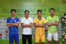 Tỉnh Hòa Bình ra mắt CLB bóng đá đầu tiên vùng Tây Bắc