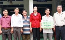 Hỗ trợ vốn cho 2 mô hình  'Cùng xây cuộc sống xanh'