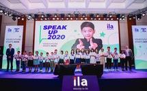 Học sinh ILA gây ấn tượng với giải pháp thay đổi thế giới