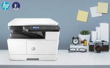 'Tất cả trong một' với máy in đa chức năng khổ giấy A3 HP