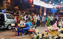 Chủ tịch quận Bình Thạnh: 'Chủ hàng quán thiếu ý thức, đoàn kiểm tra vừa đi lại đông nghẹt người'
