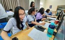 Hơn 550.000 thí sinh đã đăng ký thi tốt nghiệp THPT 2021