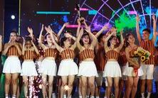 Bắt trend 'Để Mị nói cho mà nghe' giành giải nhất cuộc thi Flashmob