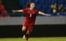 Video bàn thắng lịch sử của Huỳnh Như vào lưới Úc