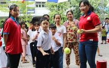 Trẻ em TP.HCM bước vào hè vui khỏe