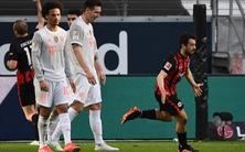 Video: Bayern thua sát nút Frankfurt