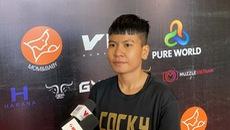 Nữ võ sĩ Việt Nam muốn hạ nốc ao đối thủ Thái Lan tranh đai vô địch WBO