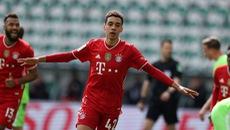Video: Thắng sát nút Wolfsburg, Bayern tiến gần tới chức vô địch