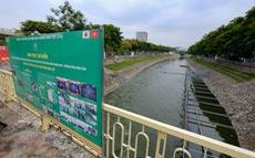 Xử lý ô nhiễm sông Tô Lịch: 'Công nghệ Nano - Bioreactor không phải là một phép màu'