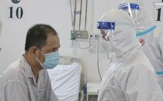 Nam bệnh nhân 36 tuổi ở TP.HCM hỏi bác sĩ 'bao giờ em chết' giờ thế nào?