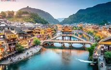 Tour Trung Quốc bay thẳng, giảm 40%, giá từ 6,99 triệu đồng
