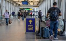 Mỹ đón khách quốc tế từ đầu tháng sau