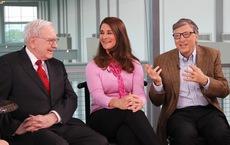 Tỉ phú Warren Buffett rời Quỹ Bill & Melinda Gates