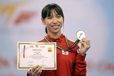 Kim Tuyền trở lại với HCV taekwondo châu Á 2018