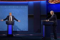 Ông Biden chi tiền vượt ông Trump tại các bang chiến trường
