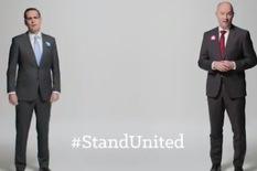 Ứng viên Cộng hòa, Dân chủ làm chung video tranh cử dù hai đảng đối đầu gay gắt