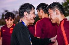 Trung Quốc rút khỏi vòng loại Giải U23 châu Á 2022 'trong tiếc nuối'