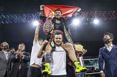 Võ sĩ Nguyễn Thị Thu Nhi: 'Ước mơ của tôi với boxing vẫn còn nhiều lắm!'