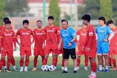Đội tuyển Việt Nam hội quân chuẩn bị đối đầu Nhật Bản, Saudi Arabia
