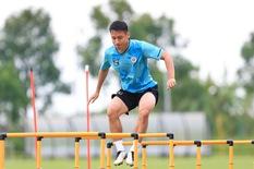Hùng Dũng có thể tập luyện trở lại vào giữa tháng 11 để chuẩn bị cho V-League 2022