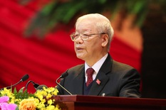 Đại hội Đảng XIII quyết nghị không sửa Điều lệ Đảng
