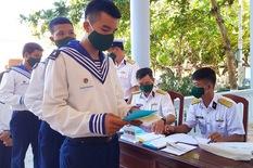 'Không khí bầu cử sớm ở Trường Sa như ngày hội'