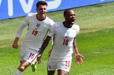 Tuyển Anh giành 3 điểm trước Croatia