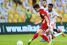Việt Nam - UAE: 2-3: Ngày lịch sử của bóng đá Việt Nam