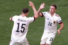 Thắng ngược Đan Mạch, Bỉ giành vé vào vòng 16 đội