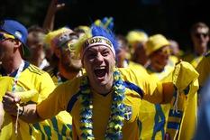 Thụy Điển - Slovakia (hiệp 1) 0-0: