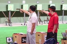 Hoàng Xuân Vinh thành cựu vương Olympic